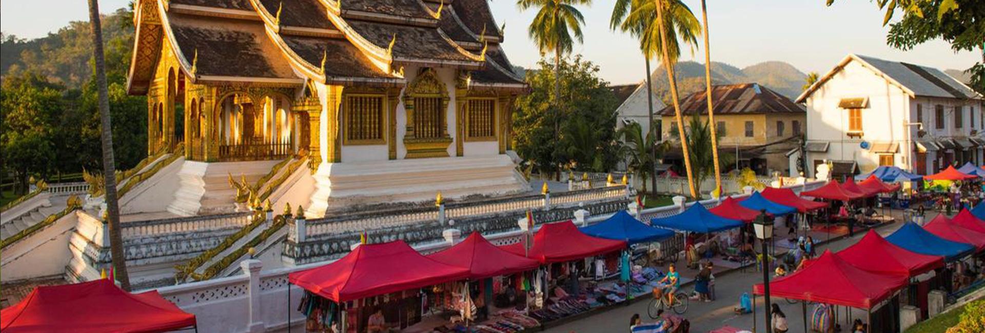 Top 5 must-try Luang Prabang street foods