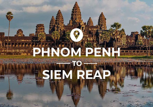 Travel tips: 4 main transfer methods from Phnom Penh to Siem Reap
